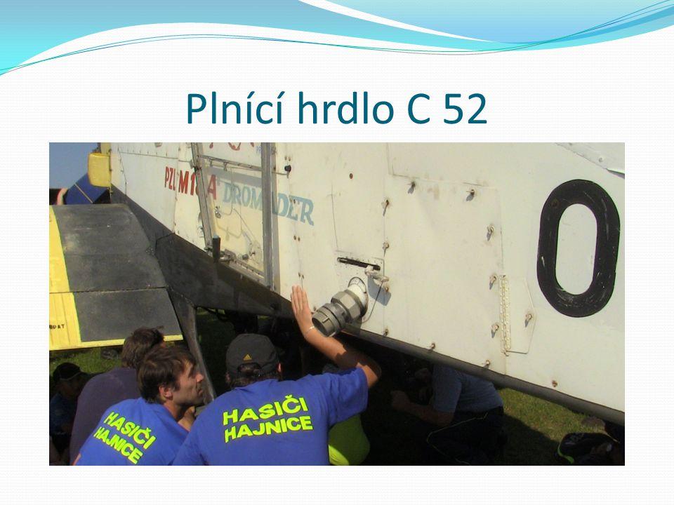Plnící hrdlo C 52