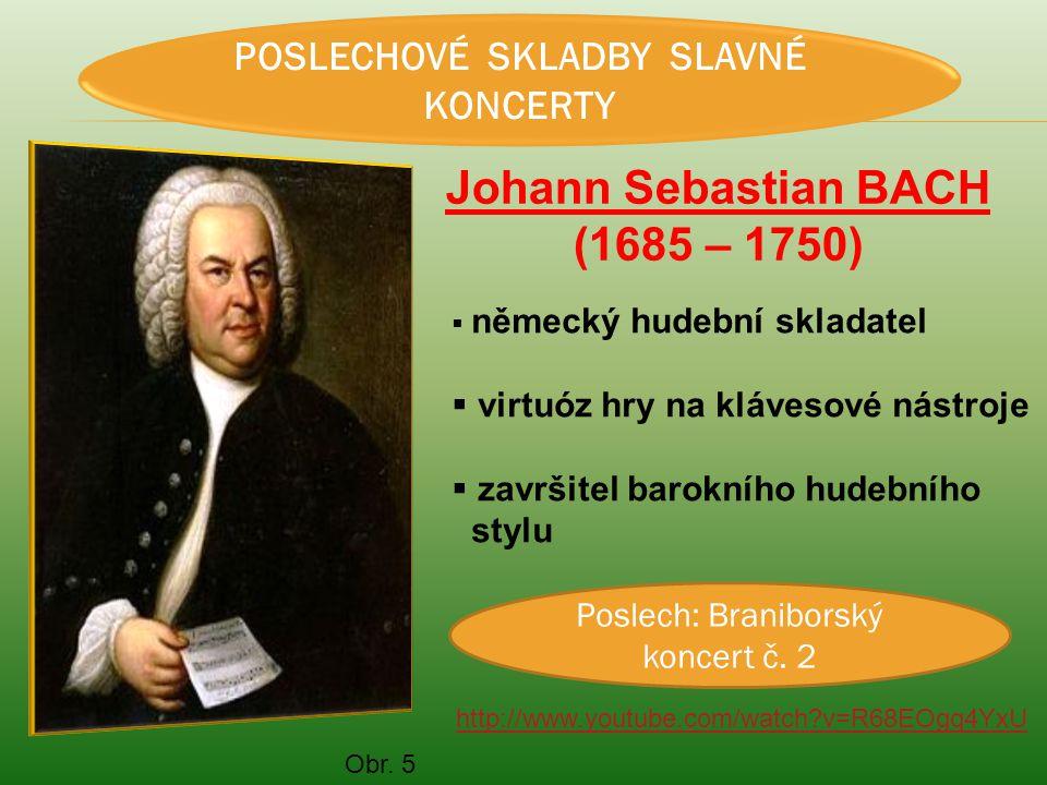 POSLECHOVÉ SKLADBY SLAVNÉ KONCERTY