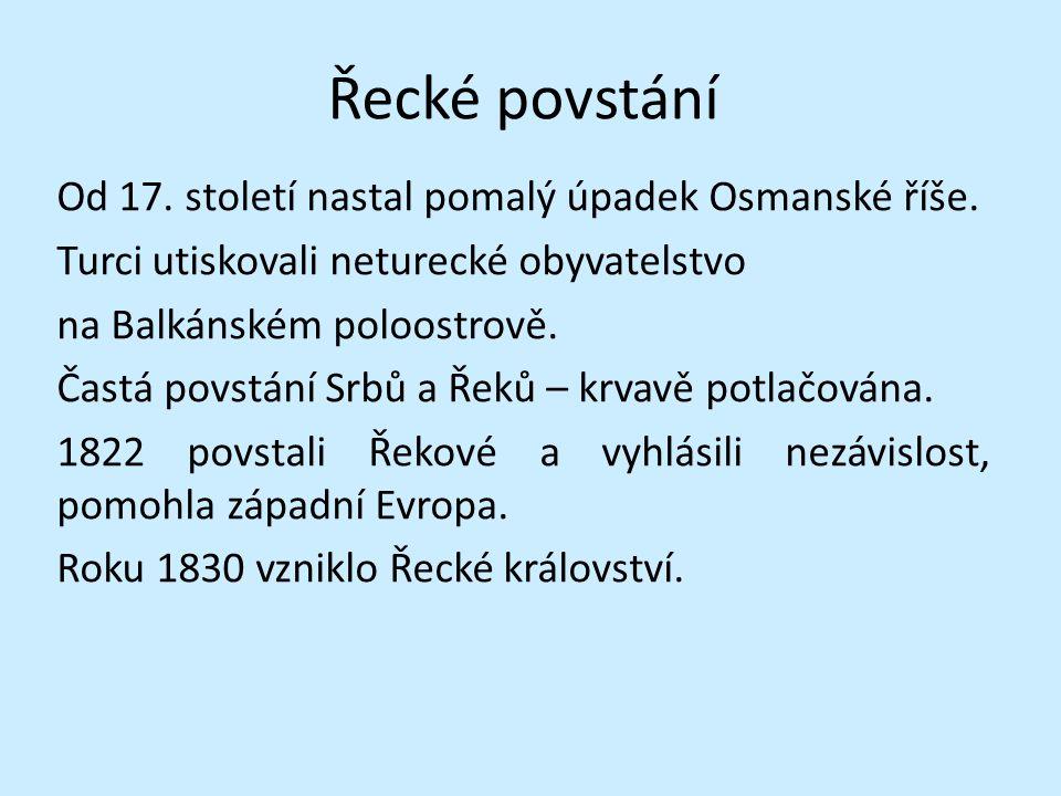 Řecké povstání