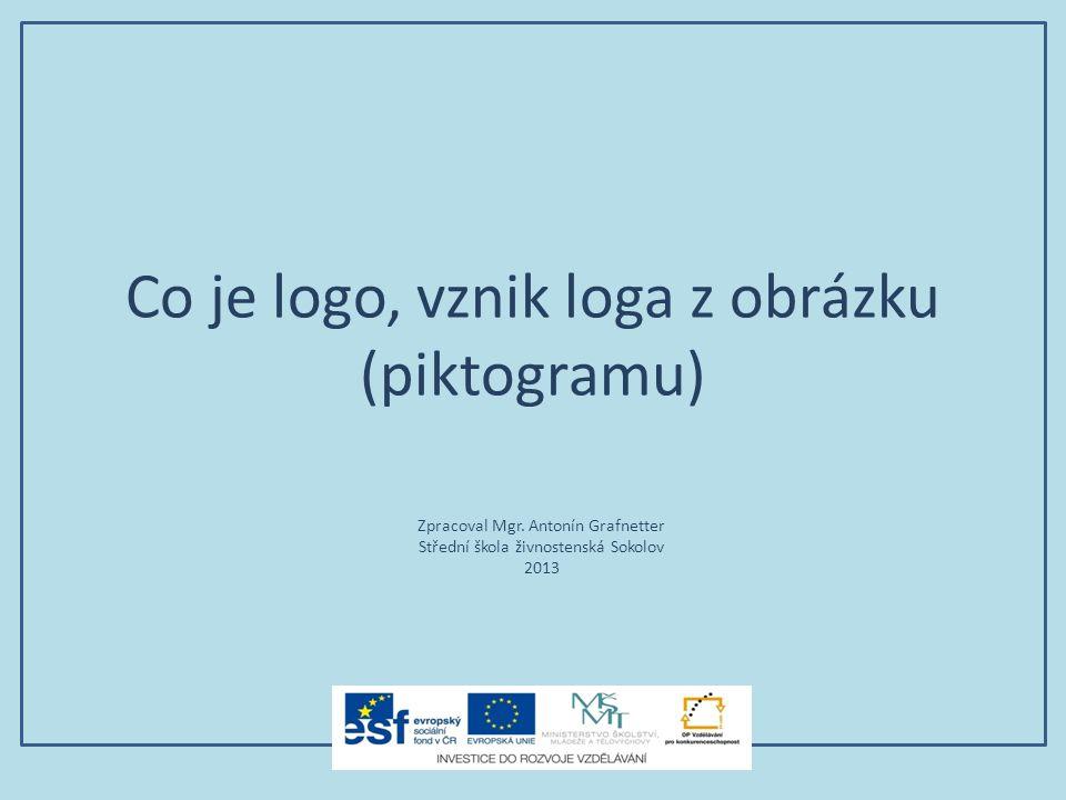Co je logo, vznik loga z obrázku (piktogramu)