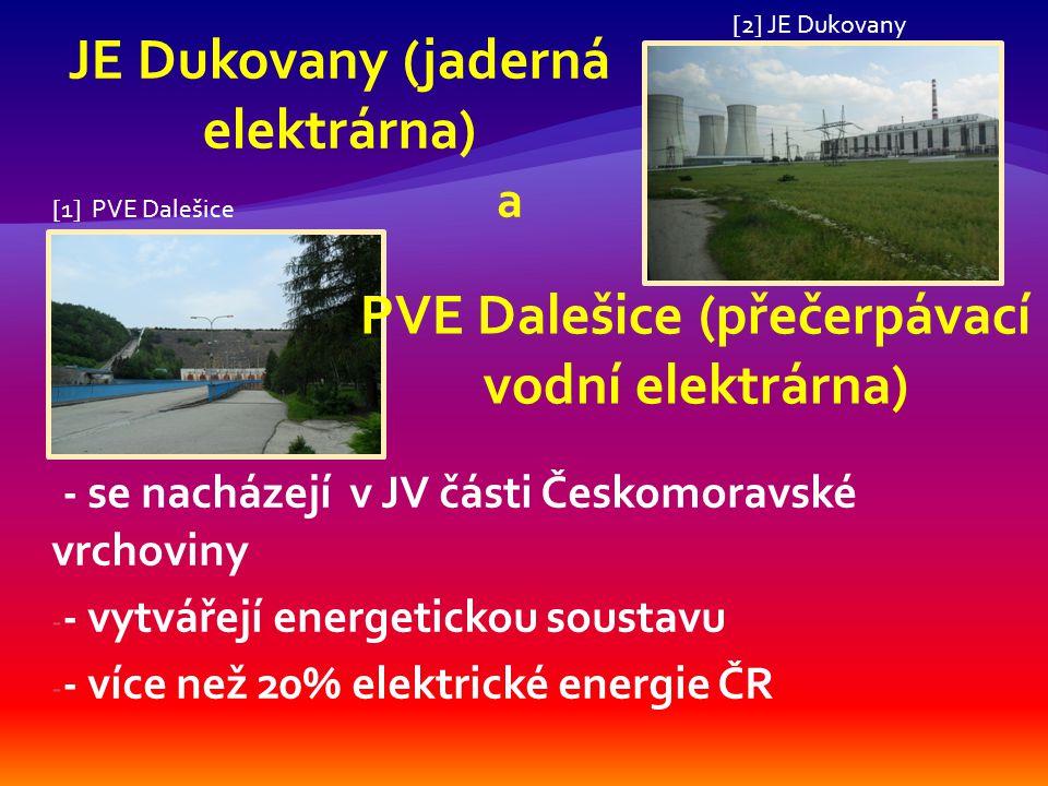 JE Dukovany (jaderná elektrárna)