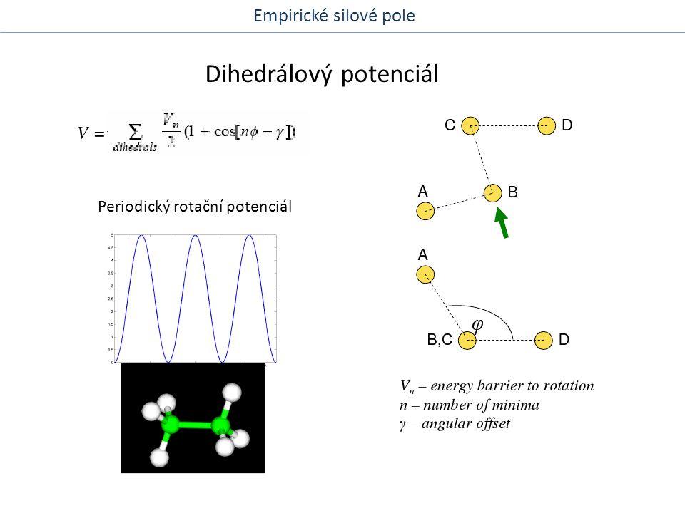 Dihedrálový potenciál