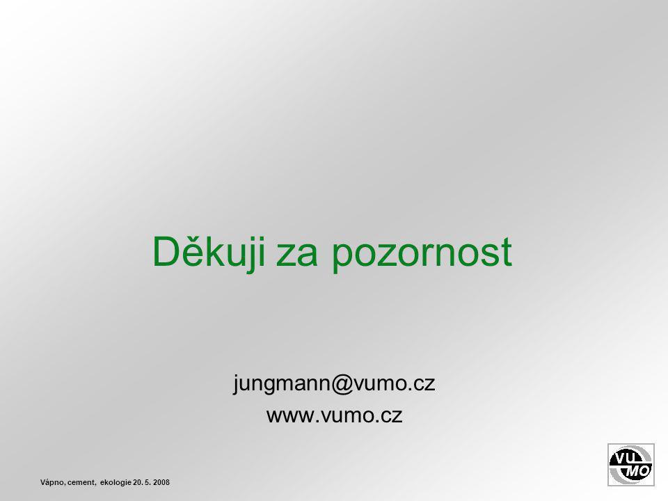 jungmann@vumo.cz www.vumo.cz