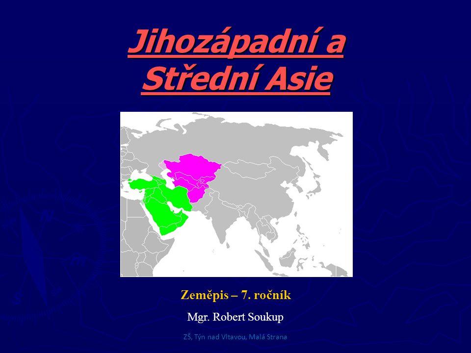 Jihozápadní a Střední Asie