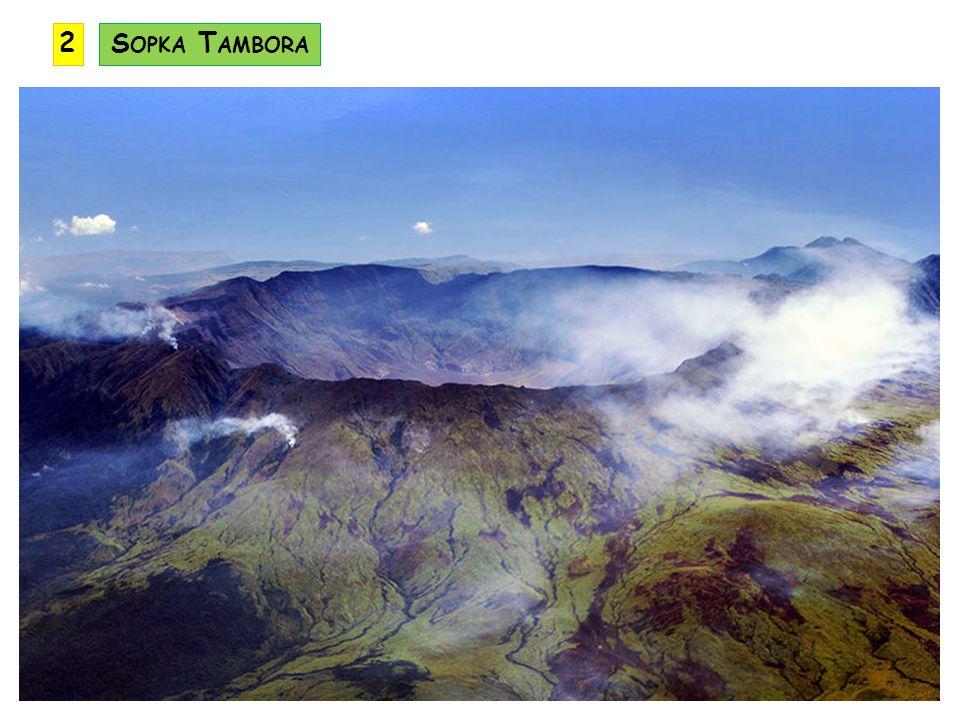 2 Sopka Tambora