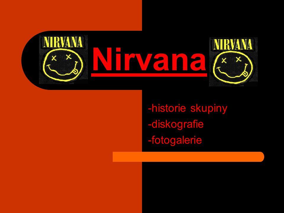 -historie skupiny -diskografie -fotogalerie