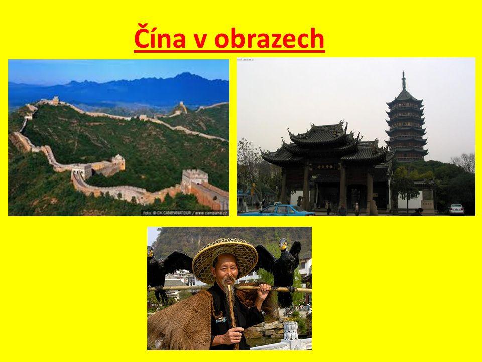 Čína v obrazech