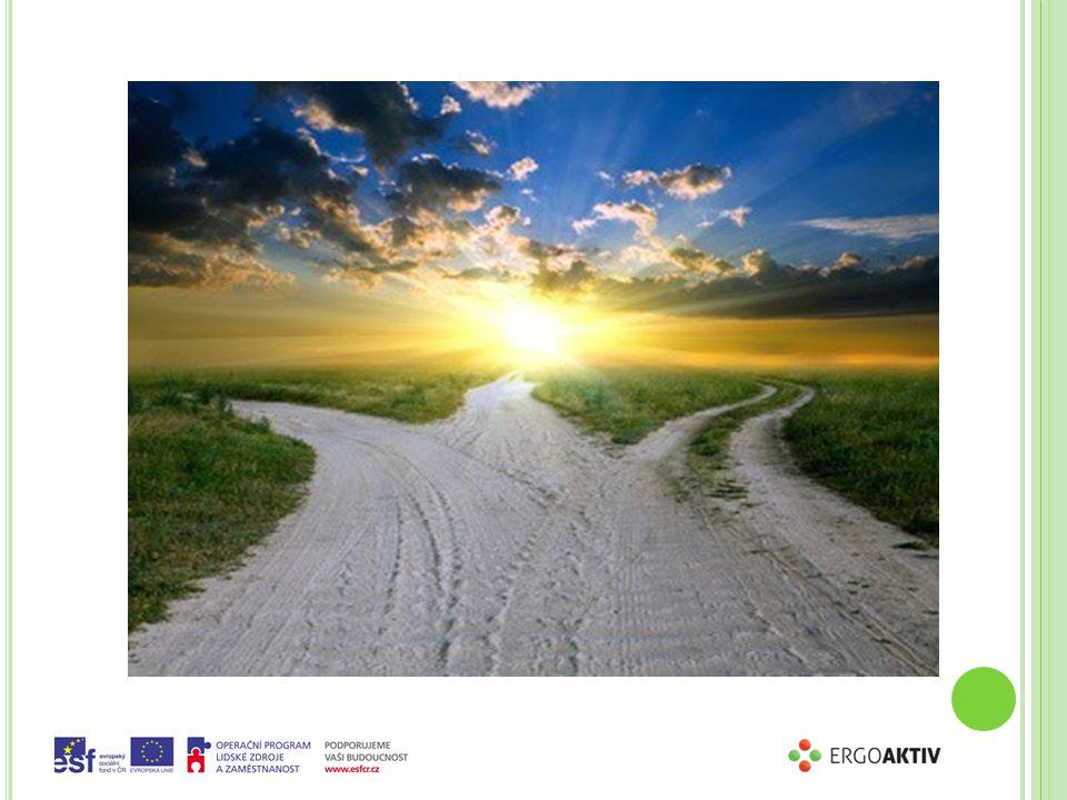Jaké mohou být cíle: Cíl jako sen, který si chci splnit - sen, jako motivace a hybná síla změny.