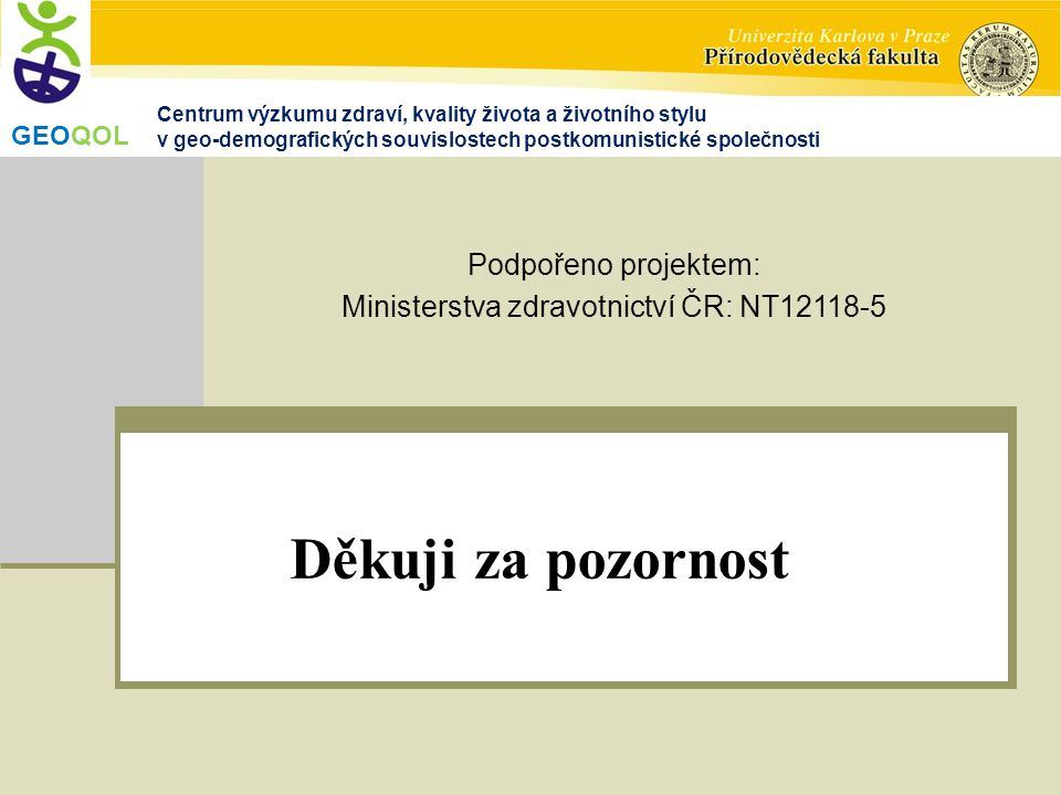 Ministerstva zdravotnictví ČR: NT12118-5