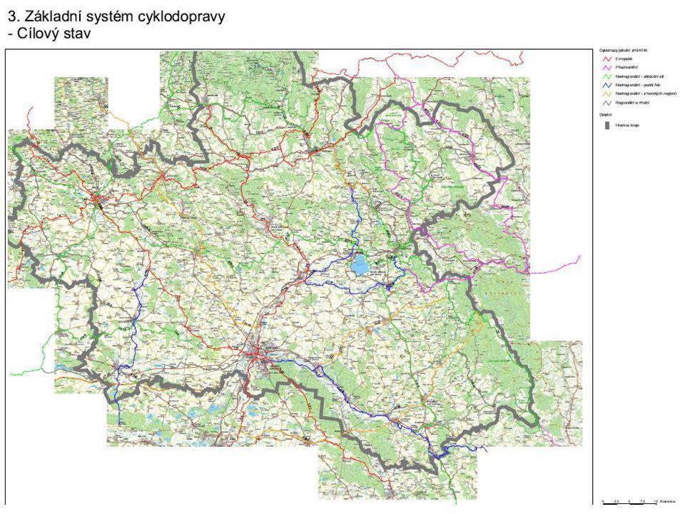 Podpora financování realizace cyklotras - II