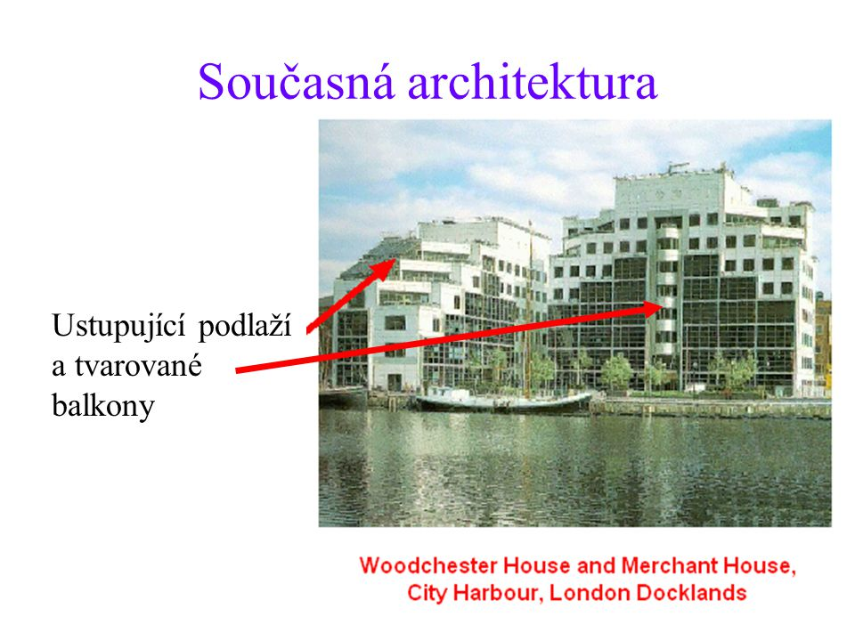 Současná architektura