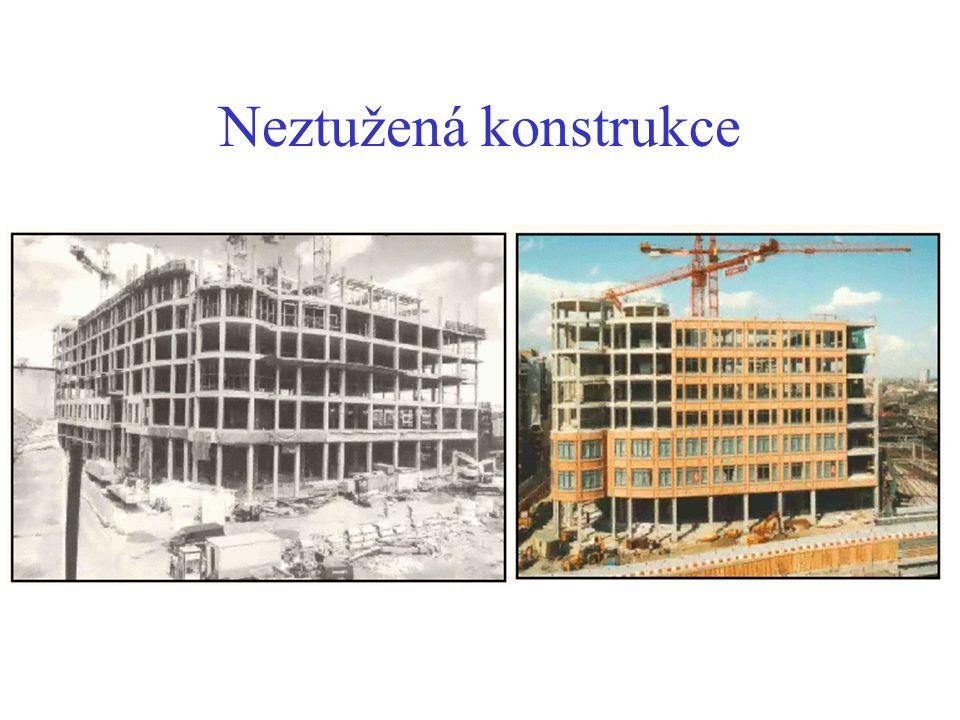 Neztužená konstrukce
