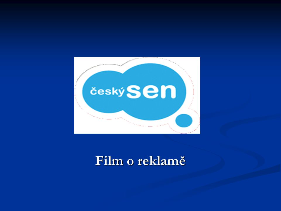 Film o reklamě