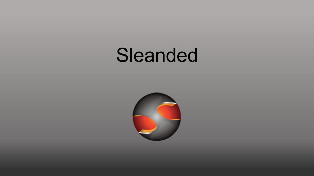 Sleanded