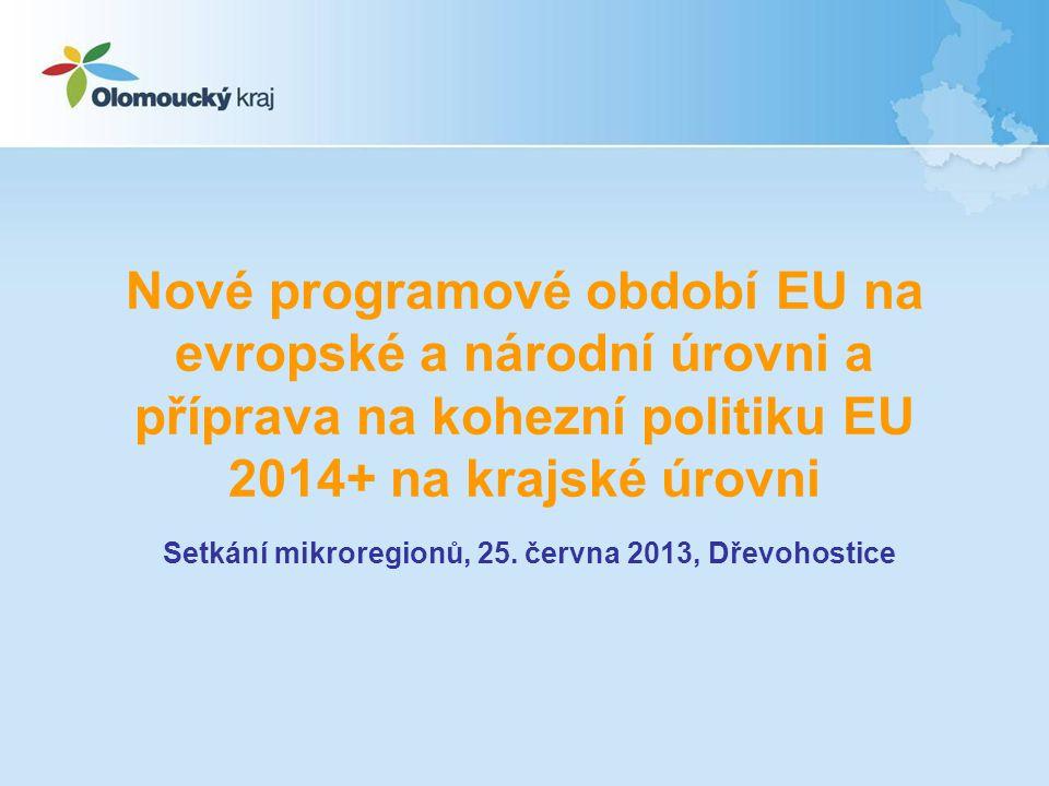 Setkání mikroregionů, 25. června 2013, Dřevohostice