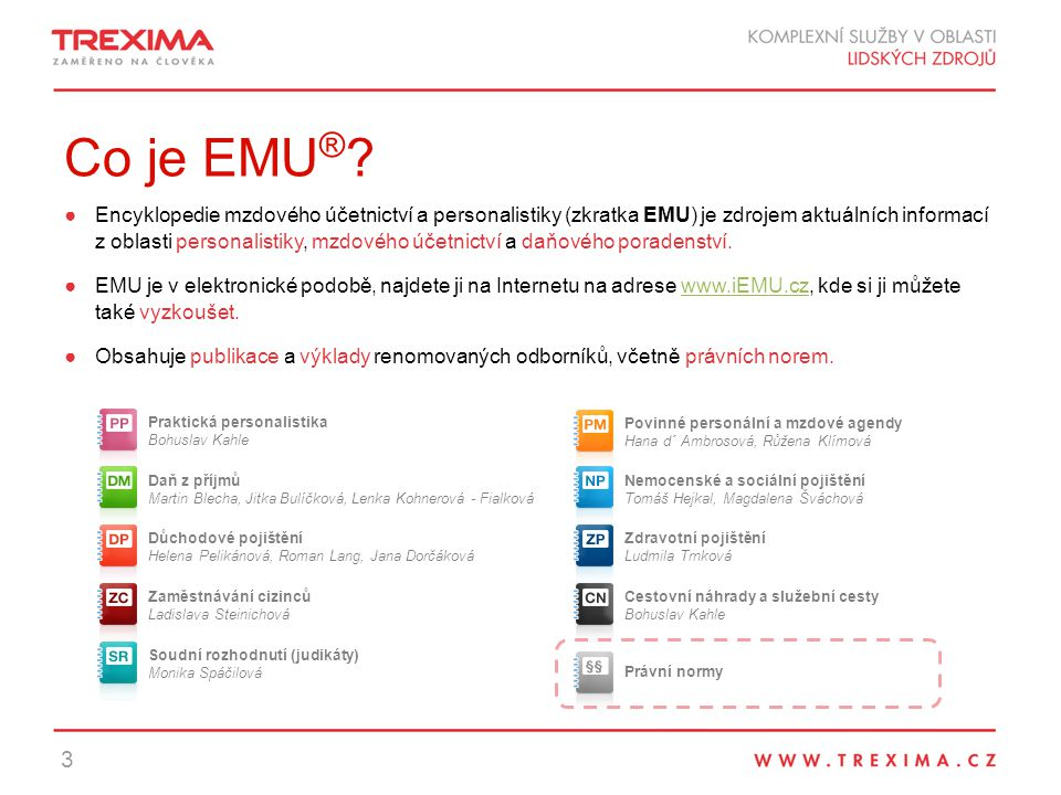 Co je EMU®