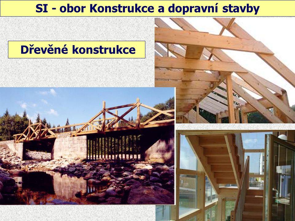 SI - obor Konstrukce a dopravní stavby