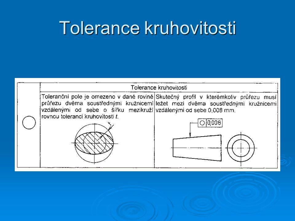 Tolerance kruhovitosti