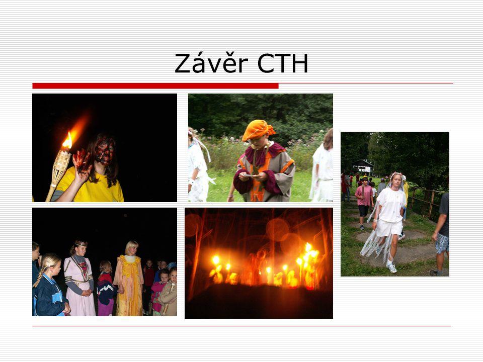 Závěr CTH