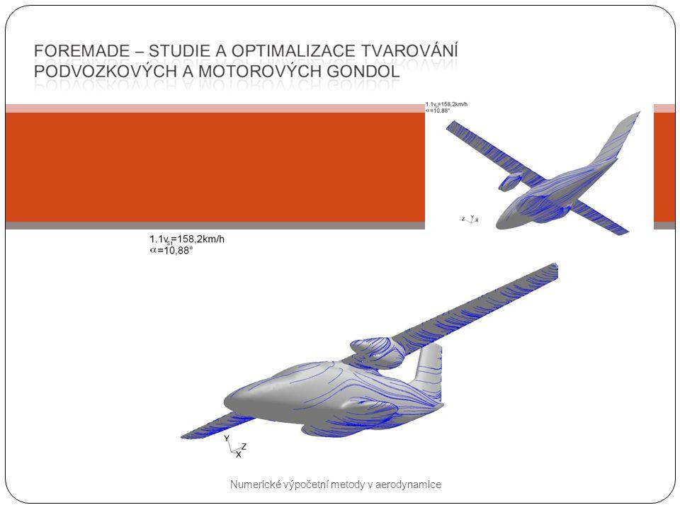 Numerické výpočetní metody v aerodynamice