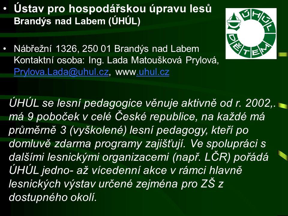 Ústav pro hospodářskou úpravu lesů Brandýs nad Labem (ÚHÚL)