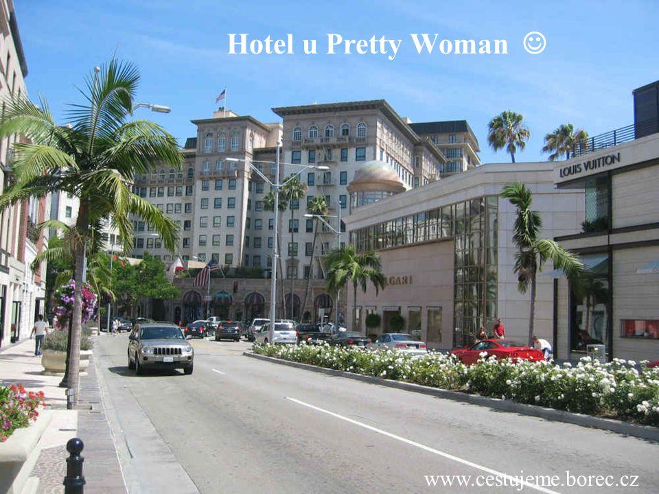 Hotel u Pretty Woman  www.cestujeme.borec.cz