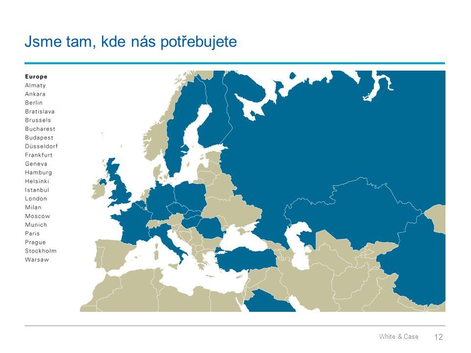 White & Case (Europe) LLP