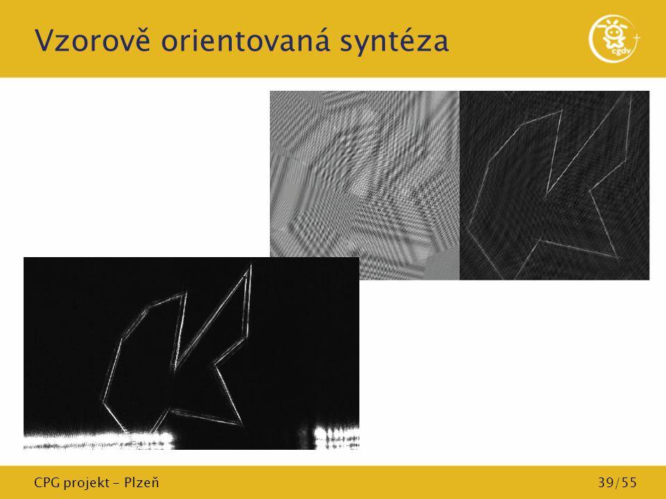 Vzorově orientovaná syntéza