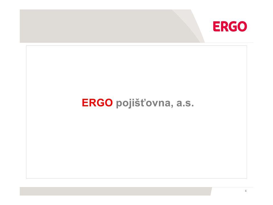 ERGO pojišťovna, a.s. 4