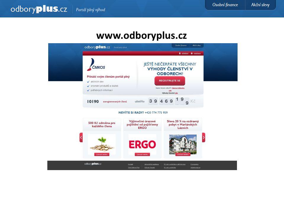 www.odboryplus.cz