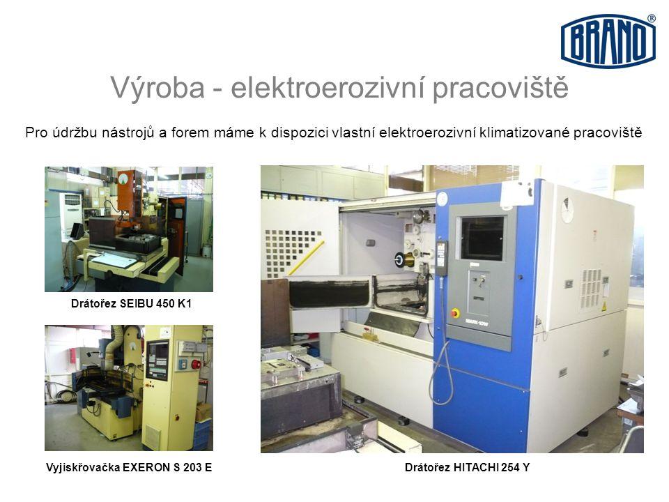 Vyjiskřovačka EXERON S 203 E