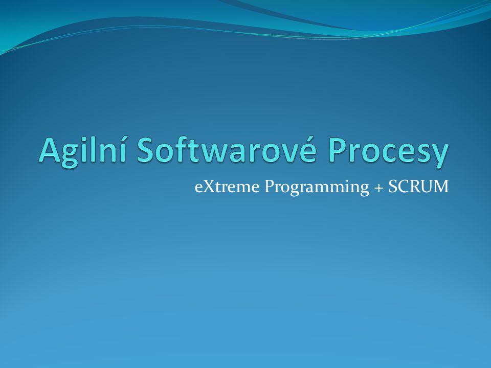 Agilní Softwarové Procesy