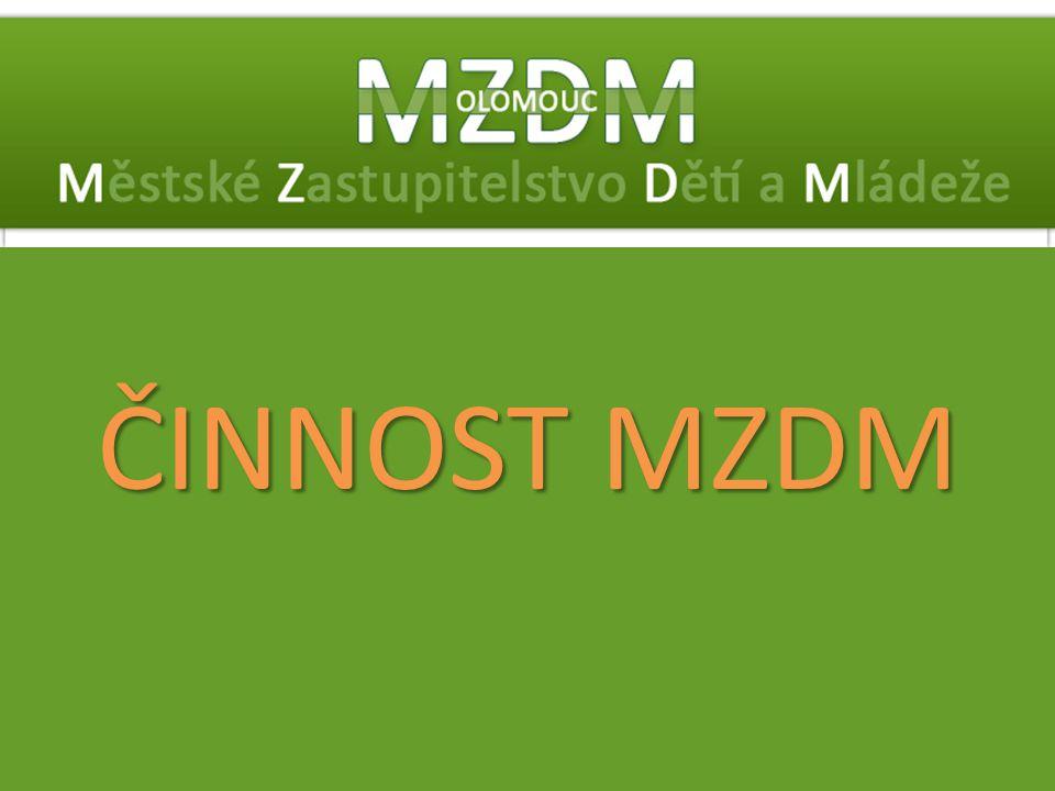 ČINNOST MZDM