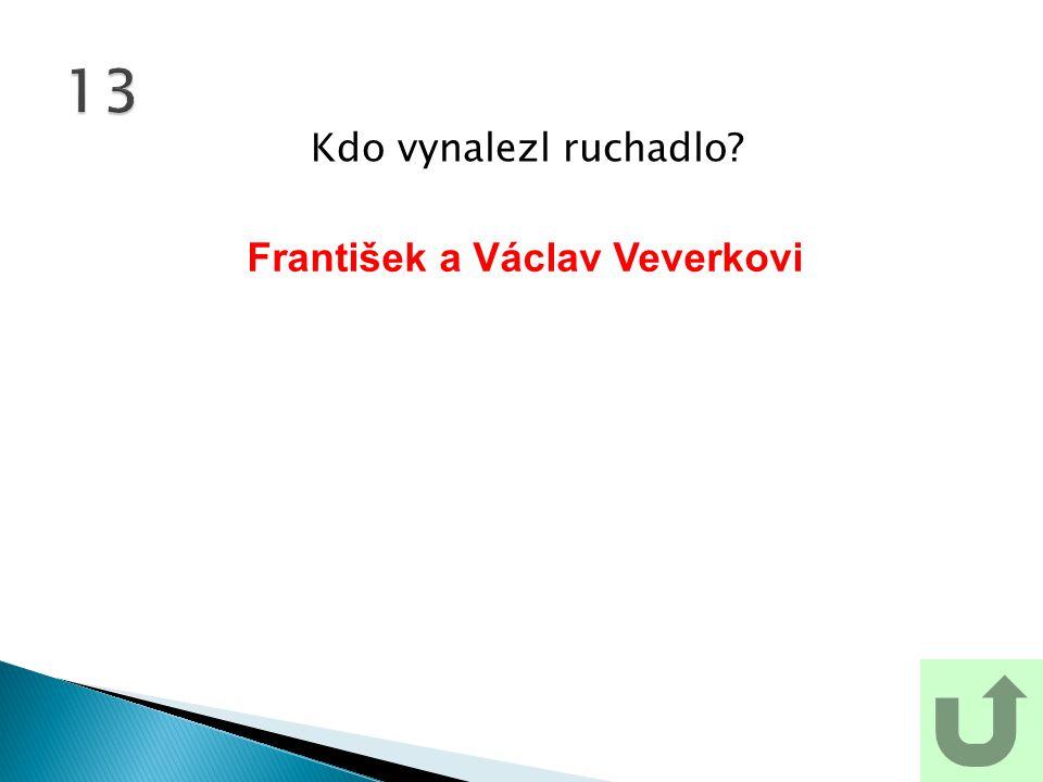 František a Václav Veverkovi