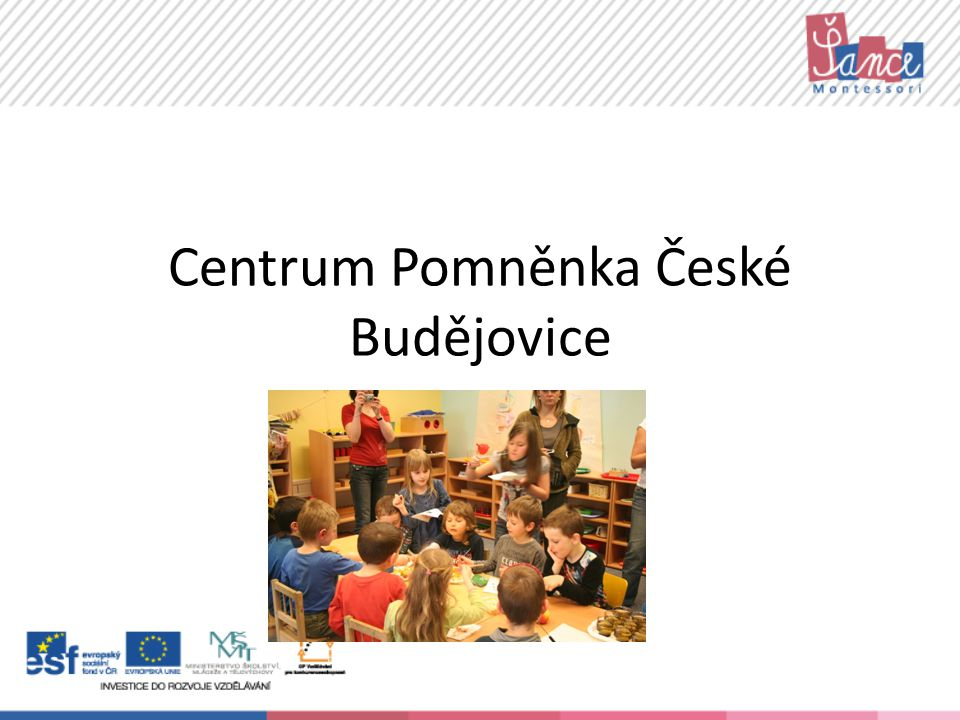 Centrum Pomněnka České Budějovice