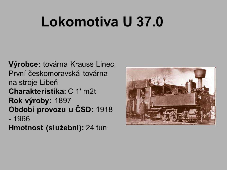 Lokomotiva U 37.0
