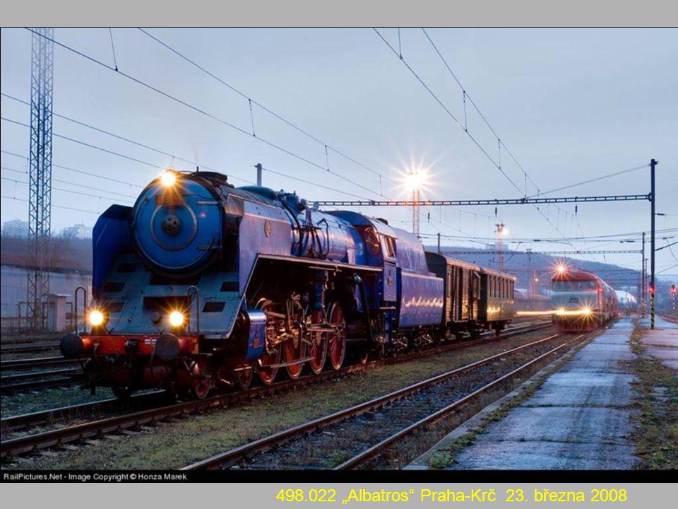 """498.022 """"Albatros Praha-Krč 23. března 2008"""