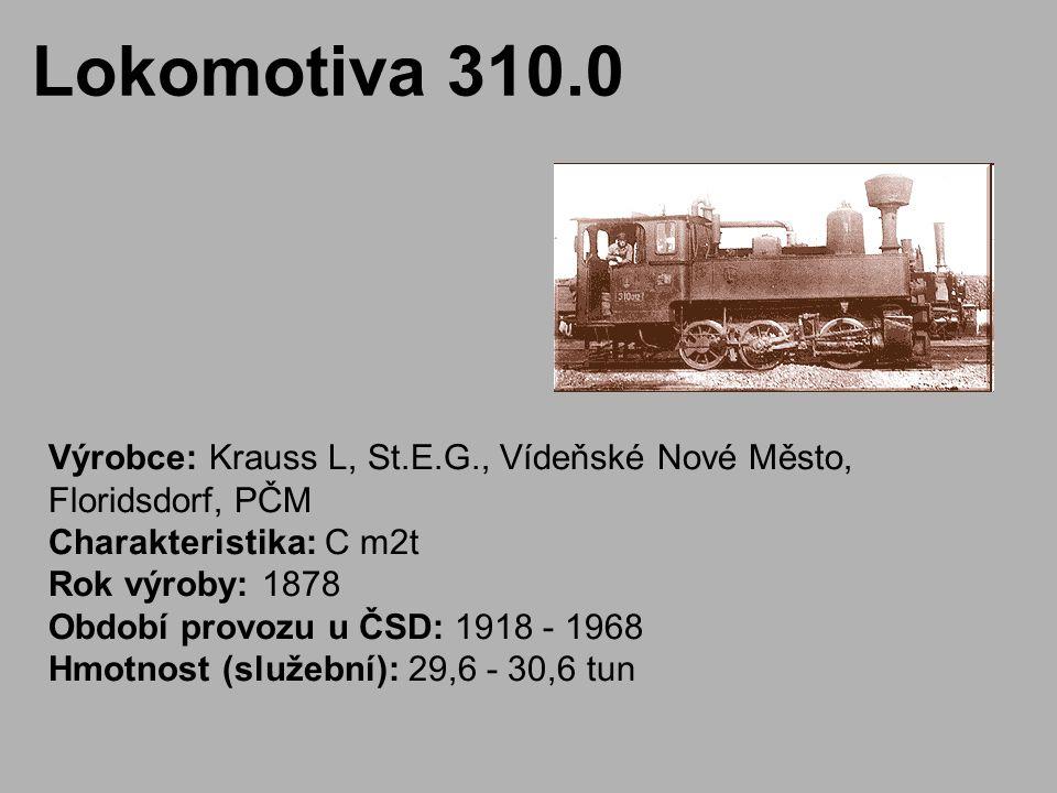 Lokomotiva 310.0