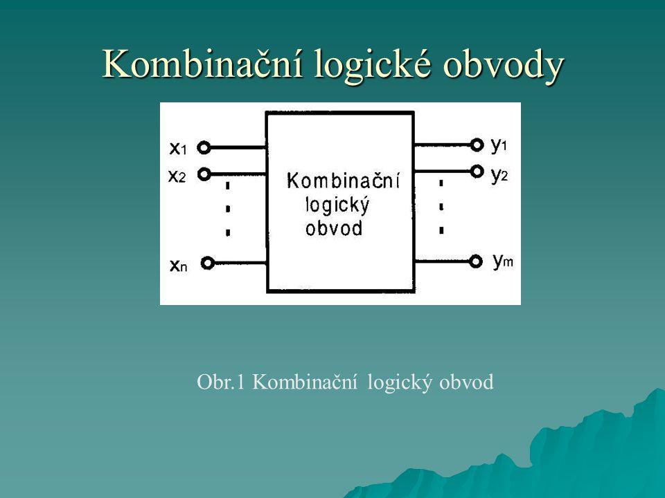 Kombinační logické obvody