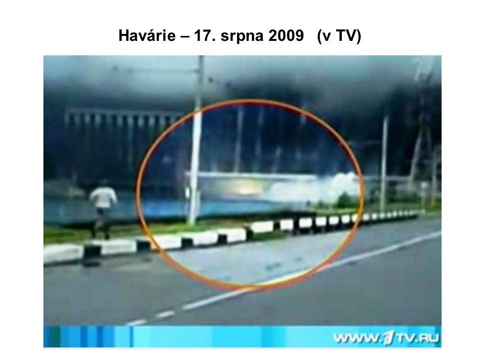 Havárie – 17. srpna 2009 (v TV)