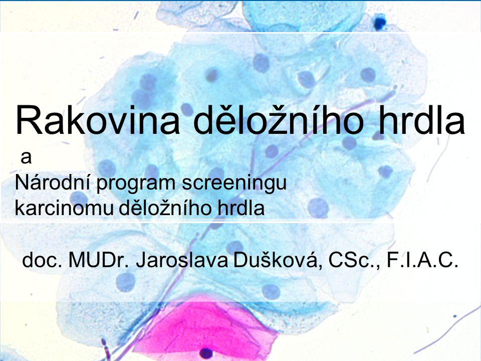doc. MUDr. Jaroslava Dušková, CSc., F.I.A.C.