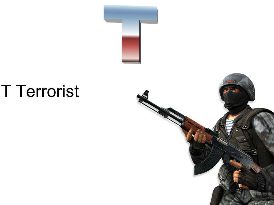 T T Terrorist