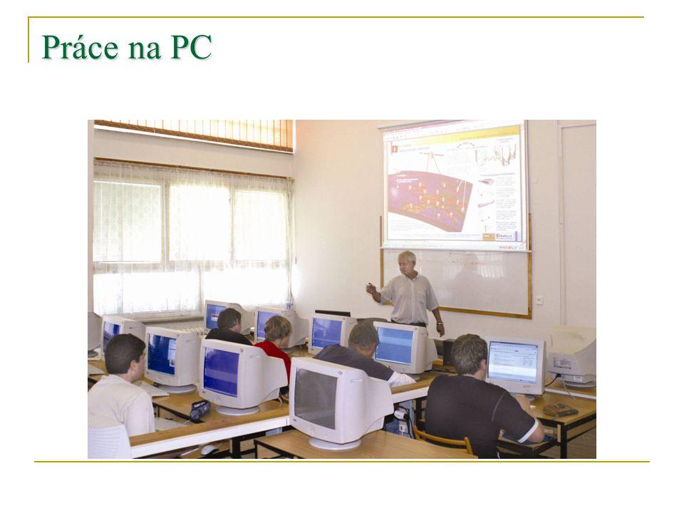 Práce na PC