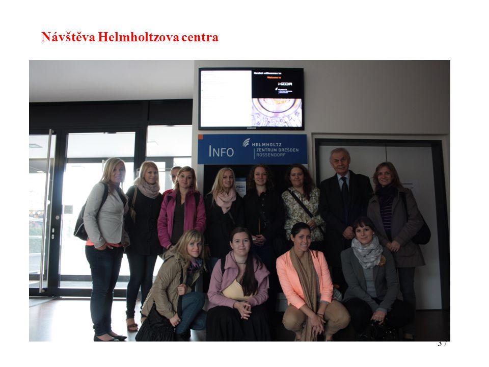 Návštěva Helmholtzova centra