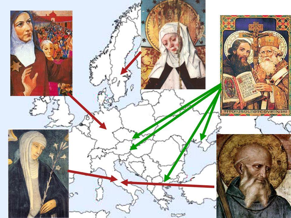 Cyril a Metoděj – patroni Evropy