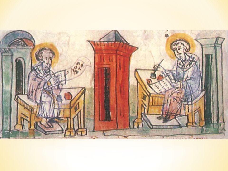 Ilustrace z Radzivilovského letopisu z konce 15. stol