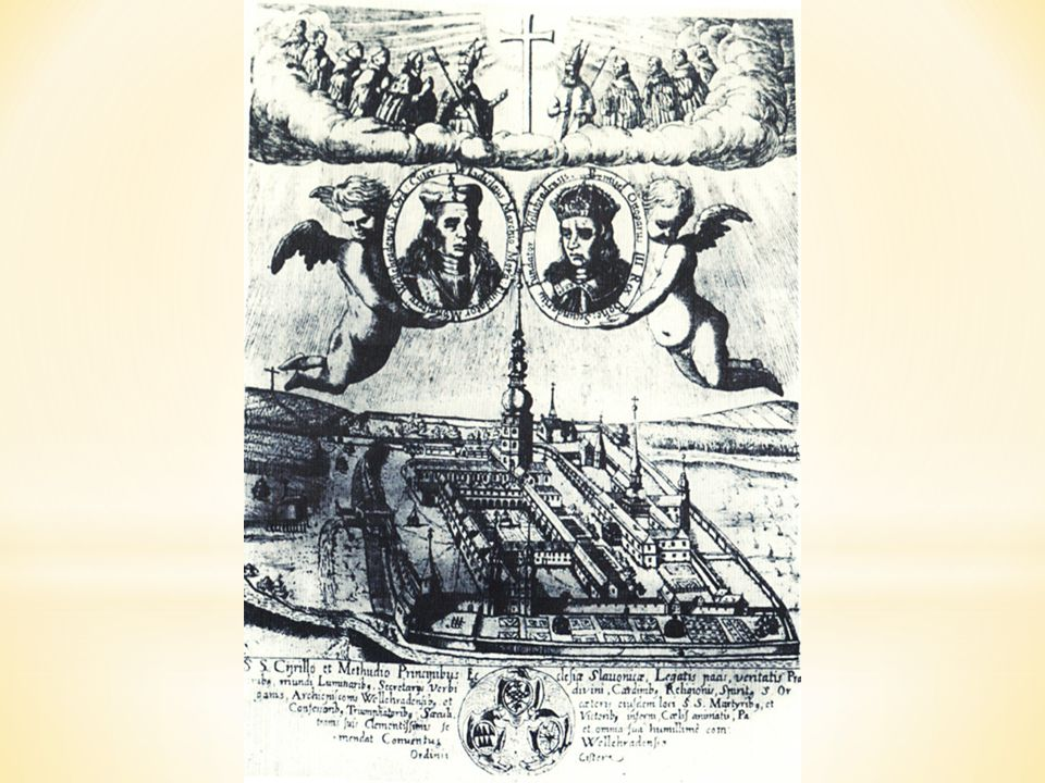 Zakladatelem velehradského kláštera, kde je dnes duchovní centrum cyrilometodějské tradice, byl moravský markrabí Vladislav, bratr českého krále Přemysla Otakara I., s jehož souhlasem k založení došlo.