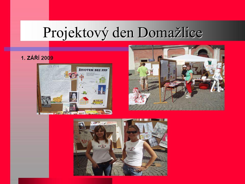 Projektový den Domažlice
