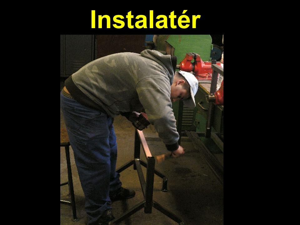 Instalatér