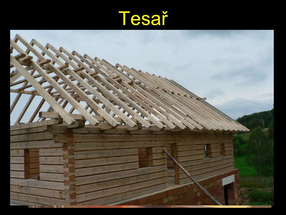 Tesař